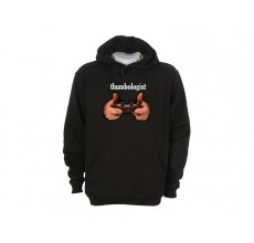 Thumbologist PS3 Hoodie